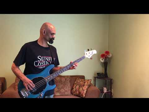 Bass Play Along-Ozzy Osbourne- Crazy Train