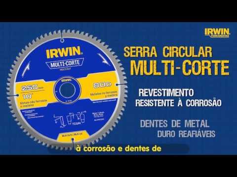 Discos Para Serras Circulares - Irwin