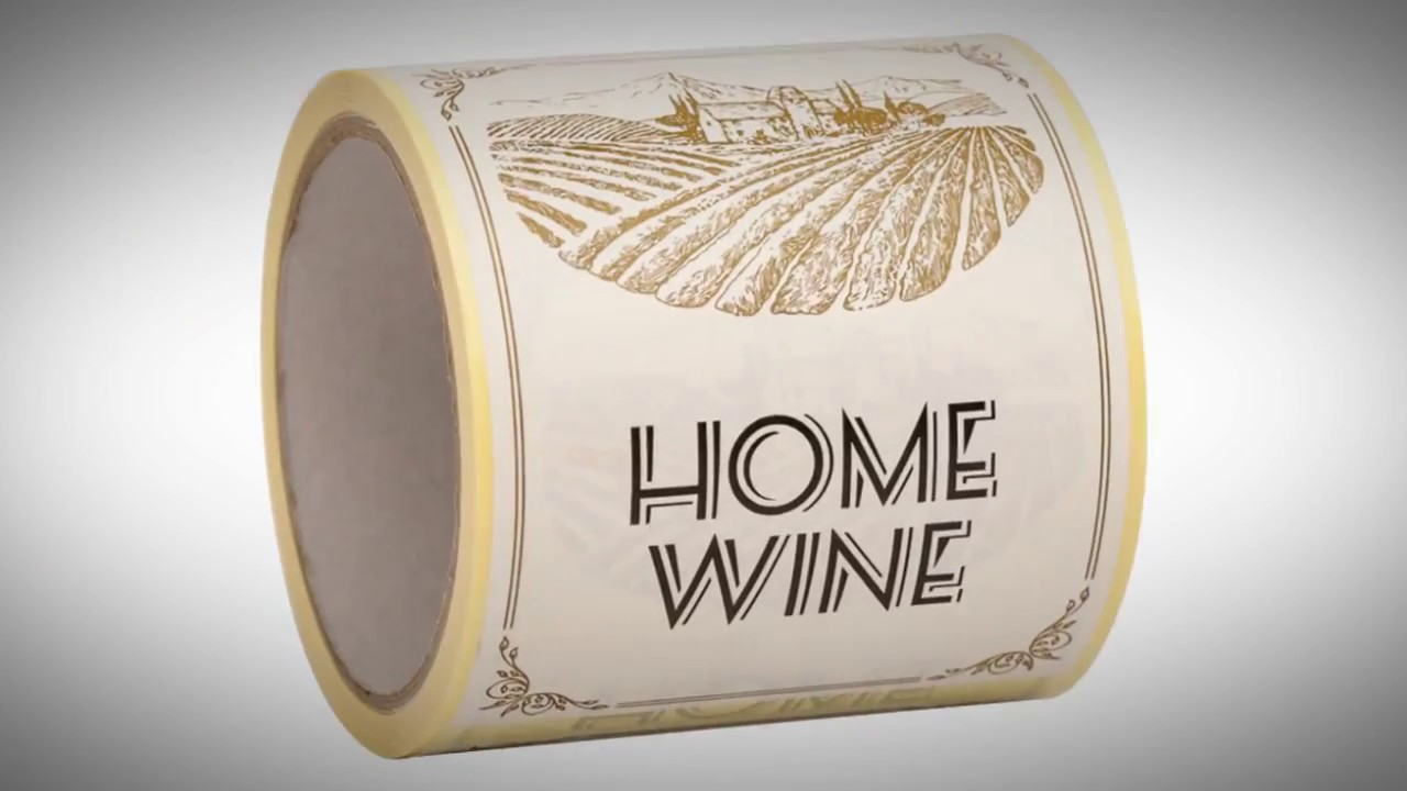 How To Make Simple Wine And Add Best Wine Bottle Labels