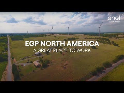 Enel Green Power North America, A Great Place To Work