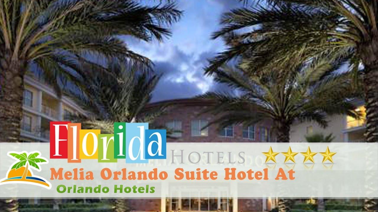 Melia Orlando Suite Hotel At Celebration Orlando Hotels Florida
