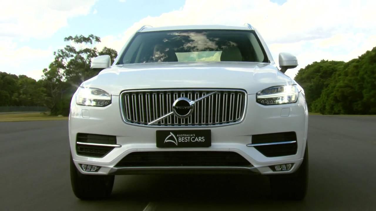 Australiau0027s Best Cars 2015 SUV $65k $125k Winner: Volvo XC90   YouTube