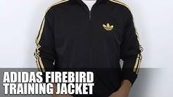 Adidas Firebird Tracktop Jacke Originals - Vorstellung