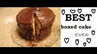 Baking Birthday Cake! | Duncan Hines | Teresa Lawson