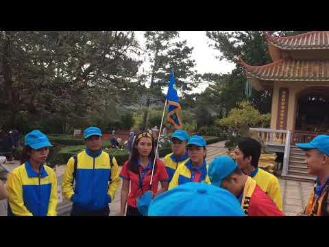 Tour Guide Team 2017, Thuyết minh Thiền Viện Trúc Lâm, Đà Lạt tháng 12/17