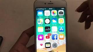 """Video hướng dẫn cách tắt thông báo """"BIỂU TƯỢNG SỐ"""" trên icon IOS"""