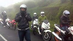Karizma Bikers Club Kerala KBC  ON wagamon