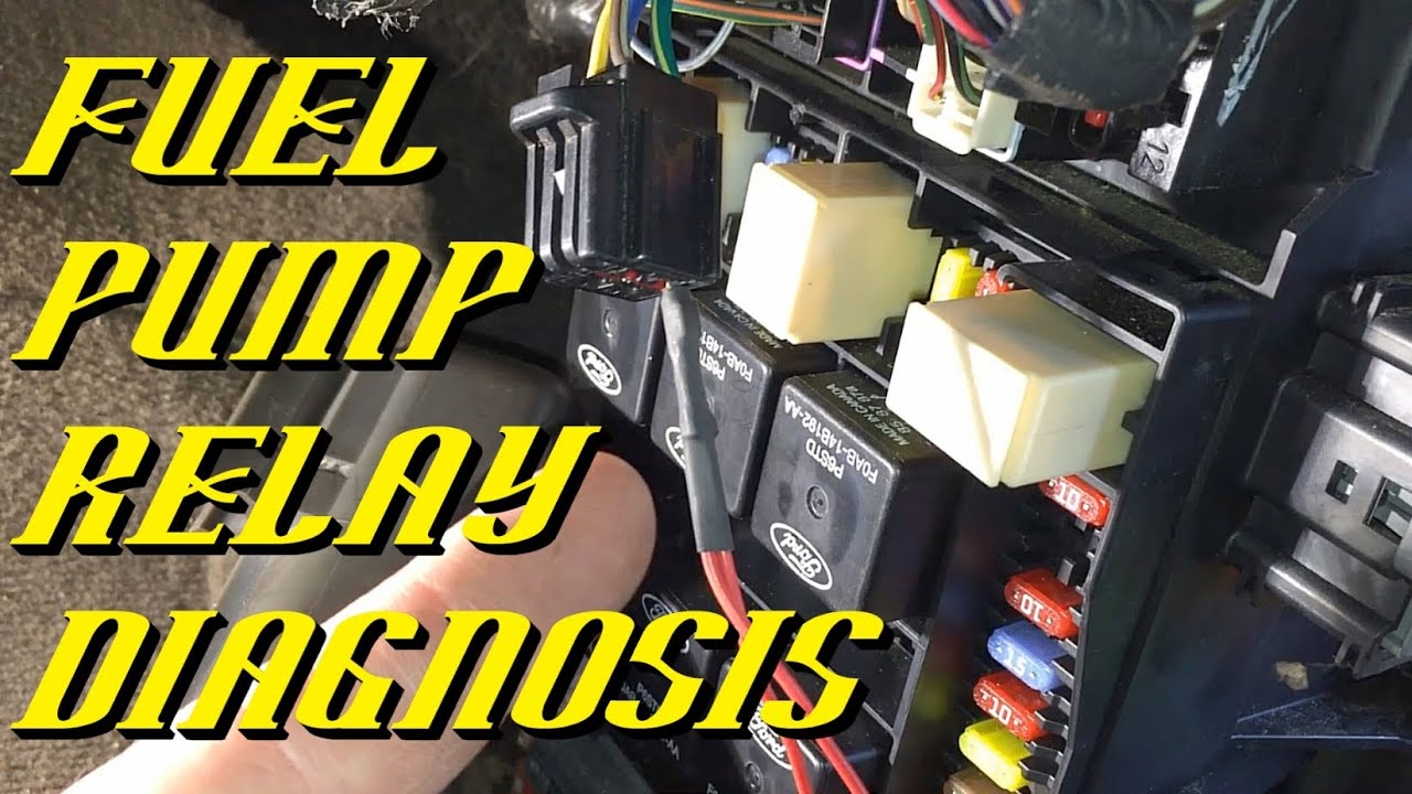1994 Ford F250 Fuse Box Diagram 2003 2006 Ford Expedition Crank No Start Diagnosis Youtube