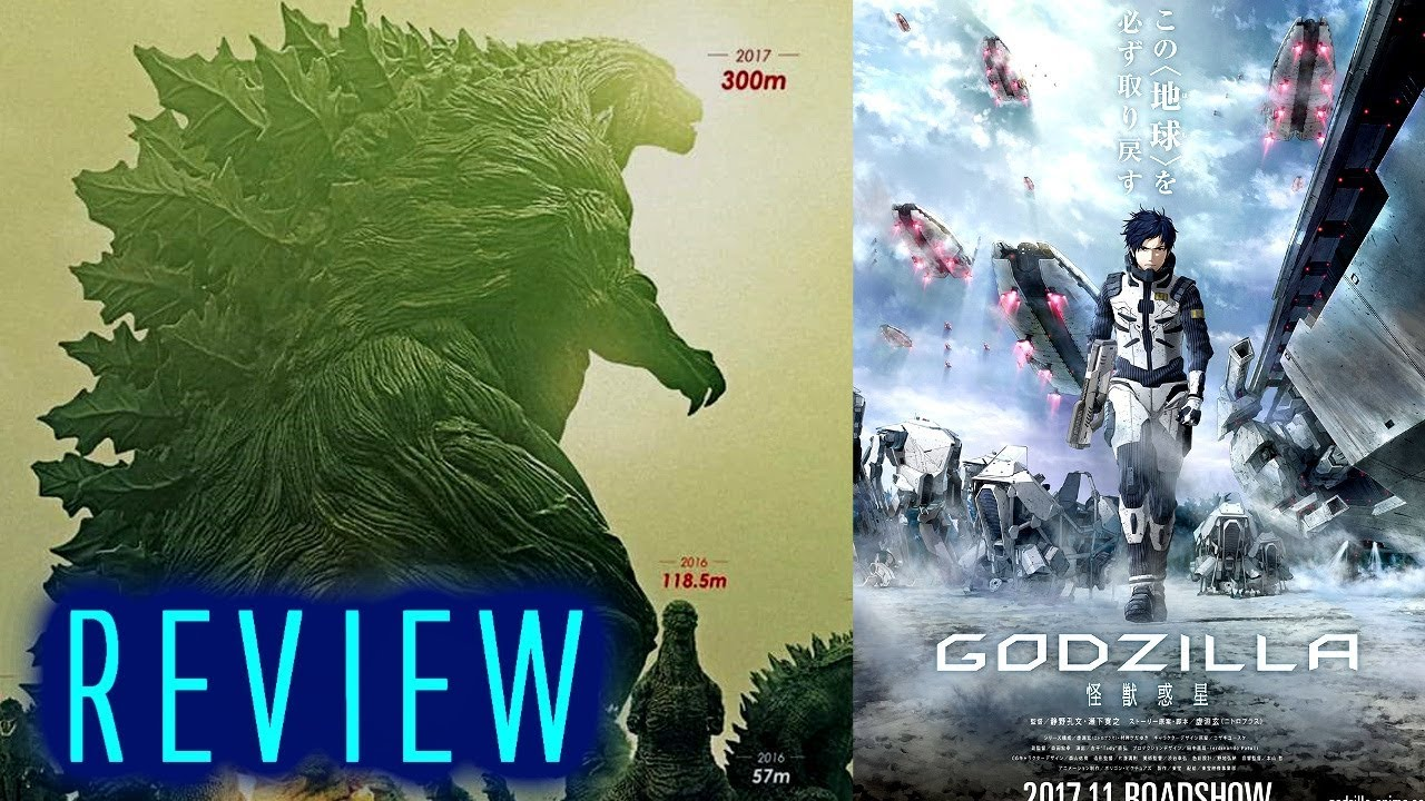 Netflix Godzilla