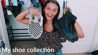 My shoe collection | Emma Marie