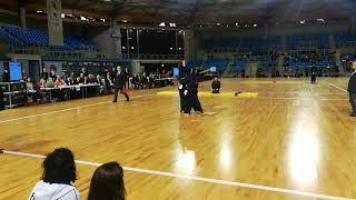 Kendo Open de France 2020 Final 1-3 Dan - Endo Taro (Japan) - Przewlocki Lukas (France)