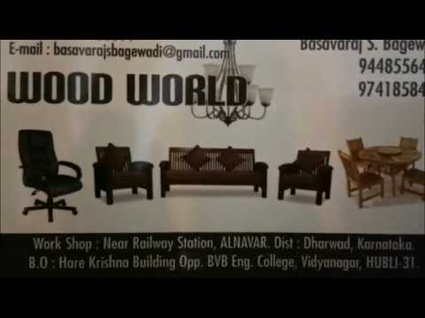 Teak Wood Revolving Chair Desk With Arms And Wheels World Since 1980 Alnavar Cell 9448556430 Bizz Guide Youtube