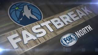 Wolves Fastbreak: KAT opens up offense in Utah