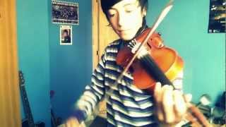 A costa da morte (cover violin)