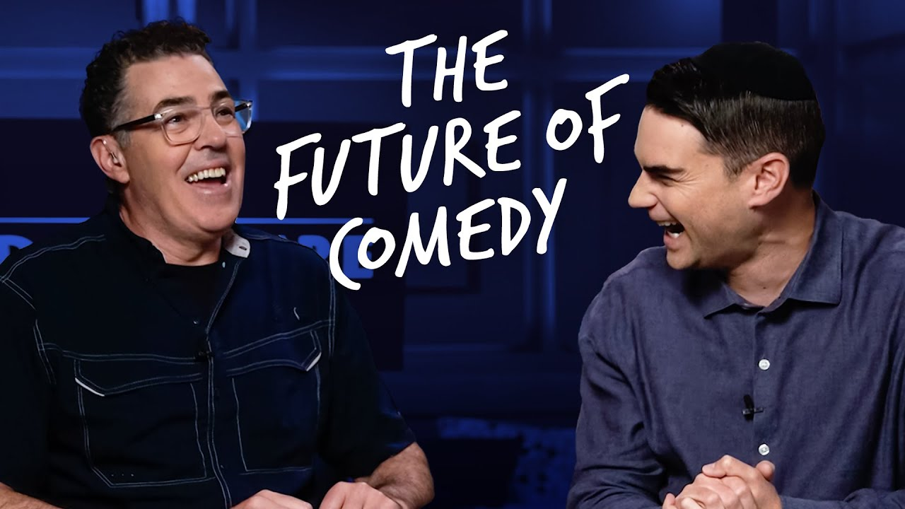 """Adam Carolla on Dave Chappelle's Latest Special, Norm Macdonald, and Woke """"Comedy"""""""