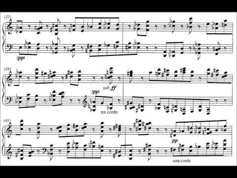 György Ligeti - Etude No. 8