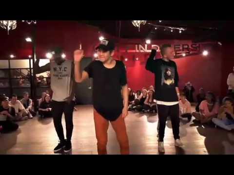 Sean Lew - Shut up and dance | Galen Hooks choreography