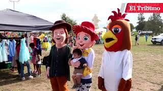 Multitudinario festejo por el Día de los Reyes Magos