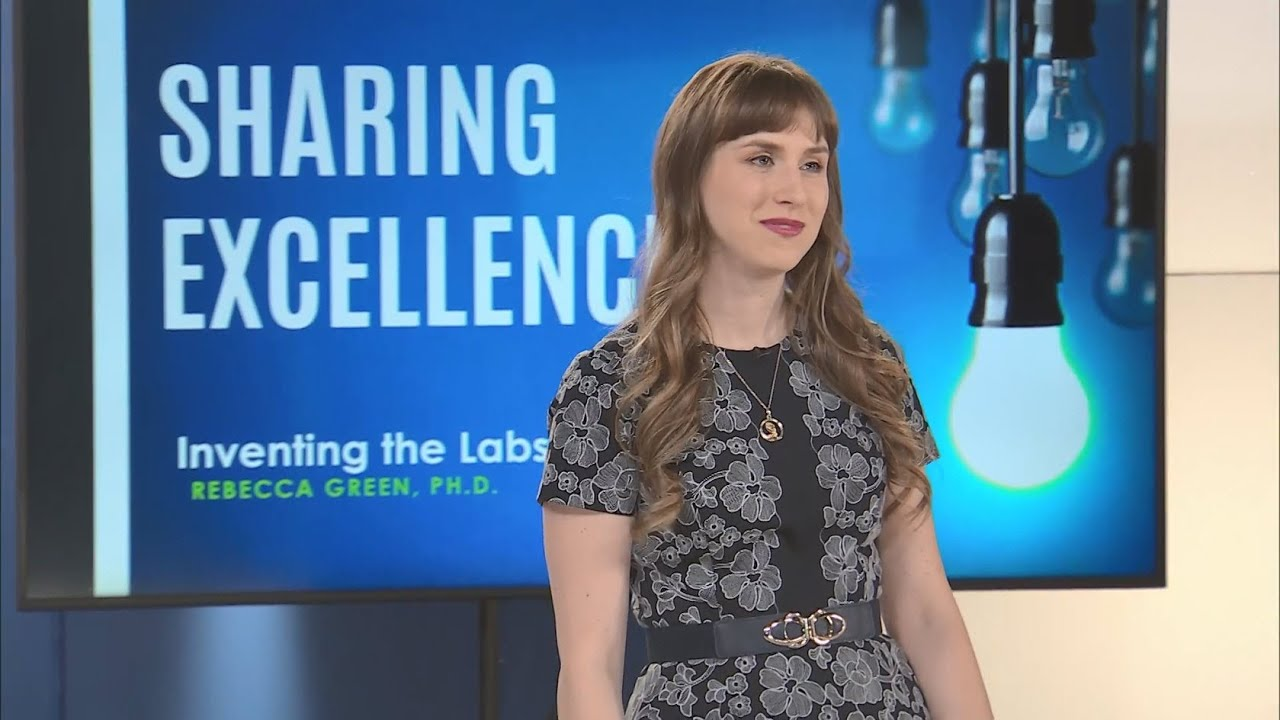 Inventing the Labs of Tomorrow by Rebecca Green