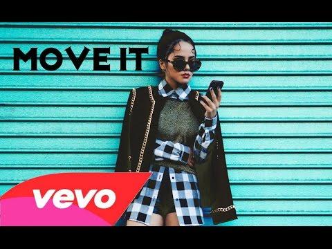 Becky G - Move It (Lyric Video)