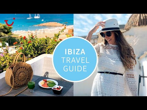 Ibiza Travel Guide with Becky Sheeran | TUI