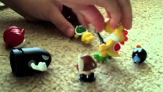 Mario vs Bowser, Part One