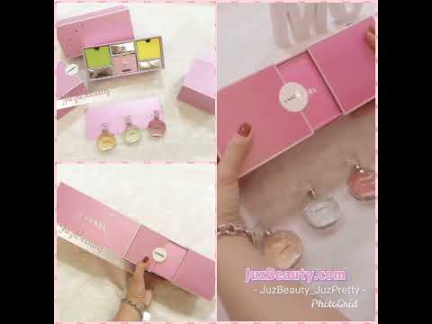 [ Ready Stock ] Limited Edition Chanel Chance Set 3 in 1 系列套装