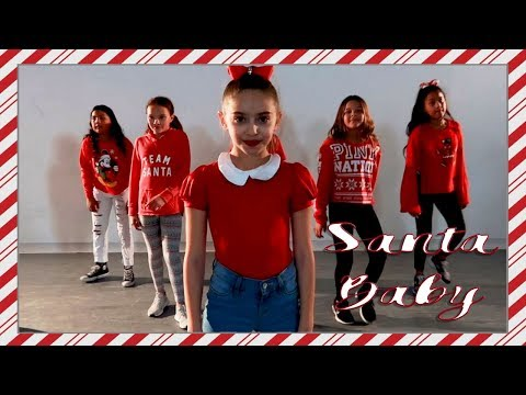 Cubcakes Dance Crew | Accidental Airplay - Santa Baby Choreography