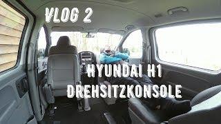 Hyundai H1 Drehkonsole Beifahrersitz смотреть