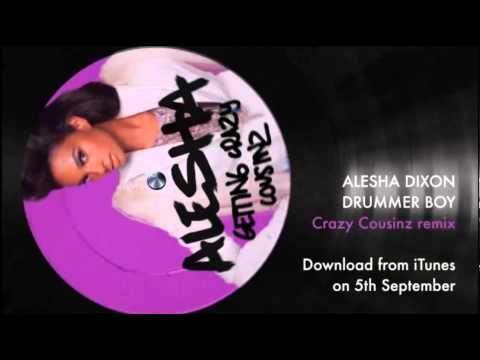 Alesha - Drummer Boy (Crazy Cousinz Remix)  [Download now on iTunes]
