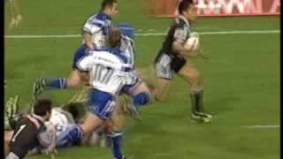 Bulldogs Vs Warriors Finals 2003 Top 10 Video