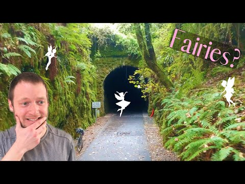 Drone Crash in a Fairy Tunnel - Waterford...