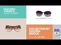 Collection By Golden Bridge Featured Women's Sunglasses