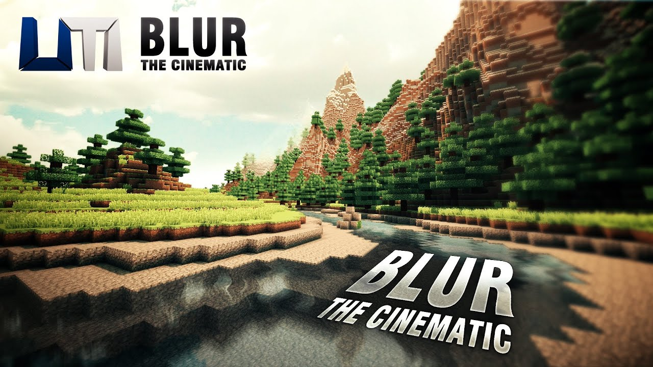 Minecraft 3d Live Wallpaper Blur Minecraft Cinematic W Sonic Ether S Shaders