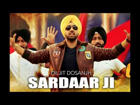 I Love You Ji - Sardaar Ji - Diljit Dosanjh
