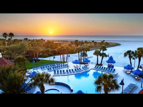 Top10 Recommended Hotels in Clearwater Beach, Florida, USA