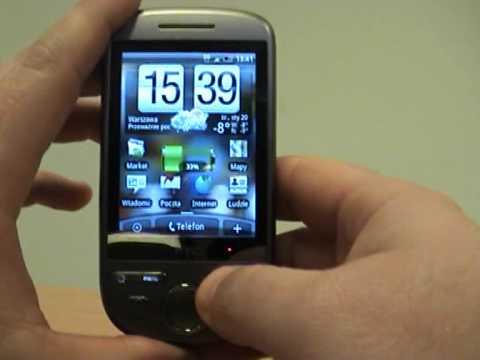 HTC Tattoo vs Era G1 (HTC Dream) - Dawid i Goliat - odcinek 2