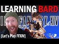 Let's Play FFXIV and Learn Bard - Leveling and more with Brian [Live Stream Archive]
