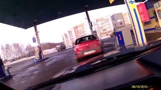 Мерседес на ТО в автозаправочный комплекс Энергия.Бензин на ноле.(, 2016-04-04T13:09:17.000Z)