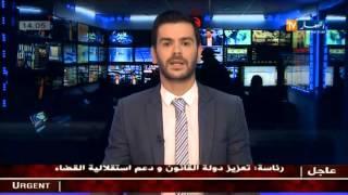 رئاسة الجمهورية : الكشف عن وثيقة المشروع التمهيدي لتعديل الدستور