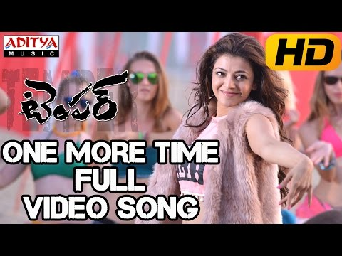 One More Time Full Video Song - Temper Video Songs - Jr,Kajal Agarwal