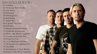 Nickelback Mix Playlist 2018-Best Nickelback Songs-Nickelback Greatest Hits