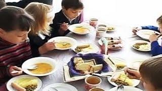 Здоровое питание школьников. Утро с Губернией. GuberniaTV