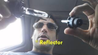 using d2s instead of d2r is200 hid headlight globe