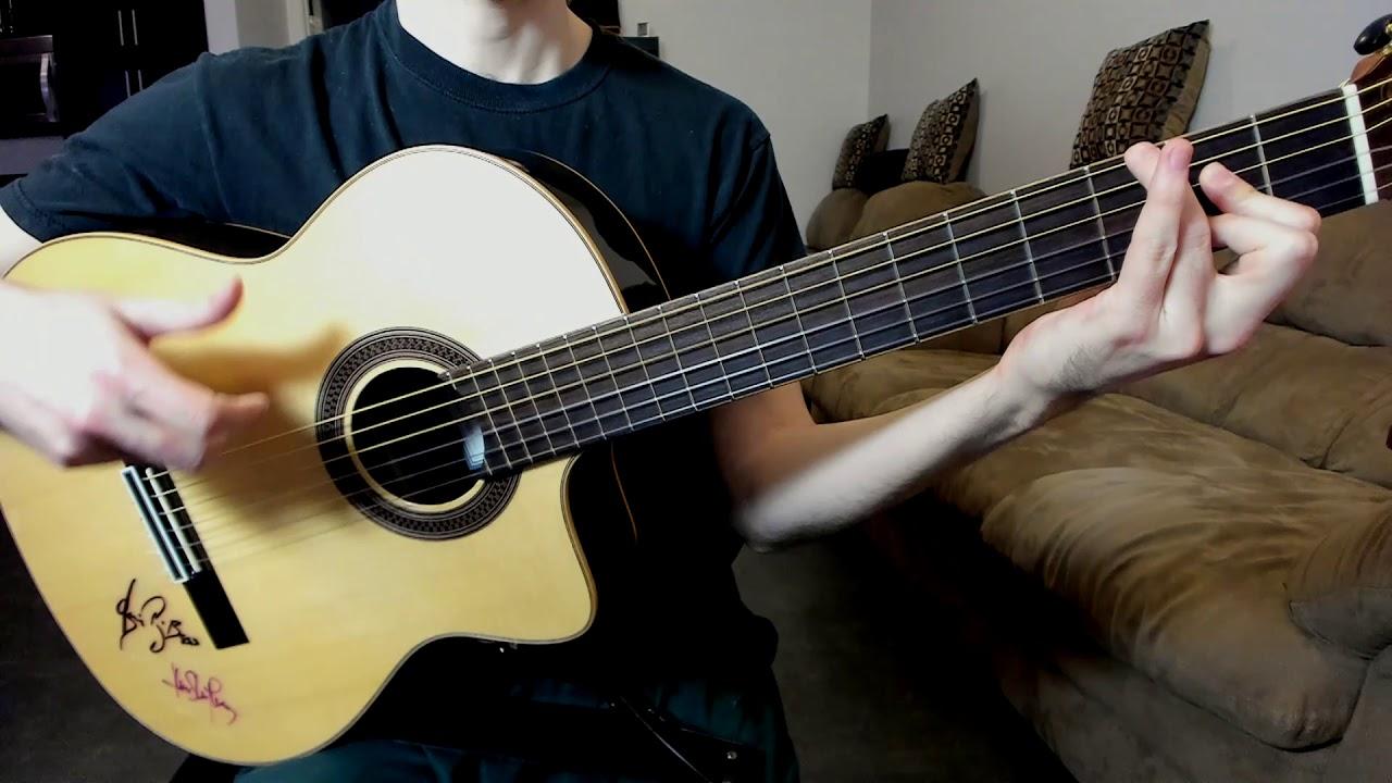 Testing some Ernie Ball nylon guitar strings (ball-ends ...