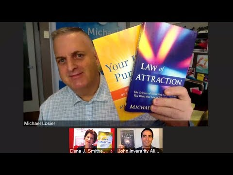 Episode #224 Ask Us Anything   Law of Attraction, N L P , Emotion Code or Life Purpose
