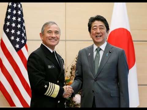 U S  Pacific Commander Military backed diplomacy needed to deal with North Korea
