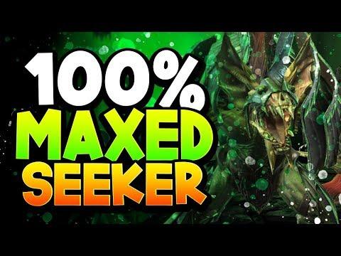 Raid Shadow Legends: Seeker Build, Masteries, Review