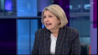 Anne Reid and Rhona Cameron pay tribute to Victoria Wood (Channel 4 News, 20 April 2016)