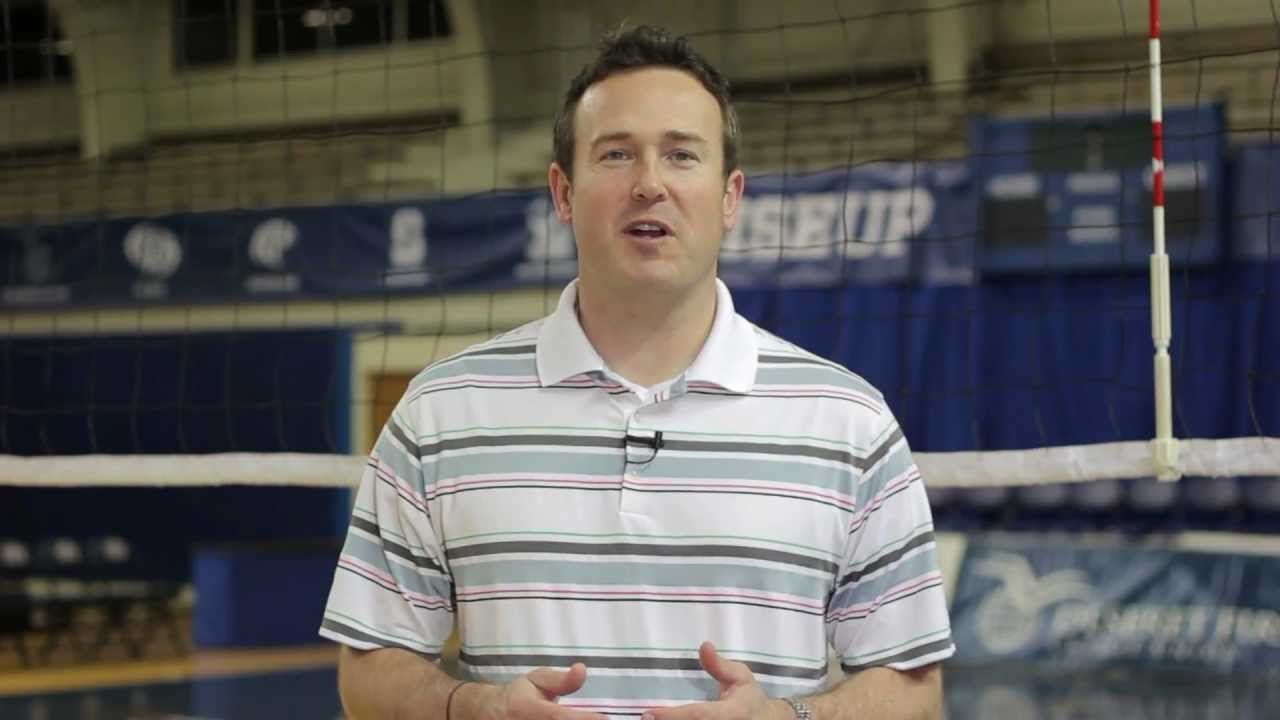 Gold Medal Squared Volleyball Camps and Clinics - YouTube